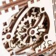UGEARS Kincsesláda - mechanikus modell
