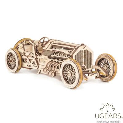 UGEARS U-9 Grand Prix versenyautó - mechanikus modell