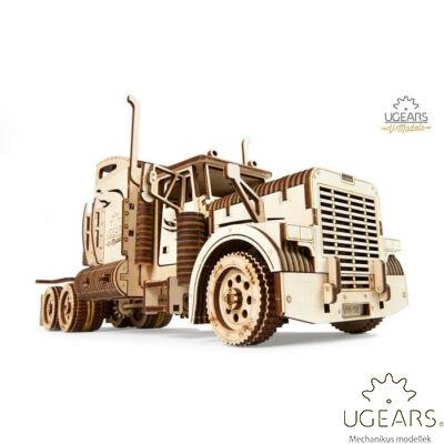 UGEARS Heavy Boy kamion - mechanikus modell