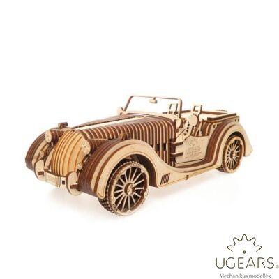 UGEARS Roadster autó mechanikus modell