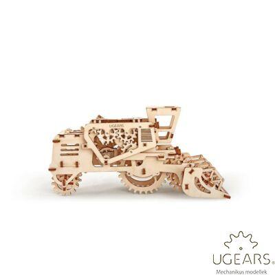 UGEARS Kombájn - mechanikus modell