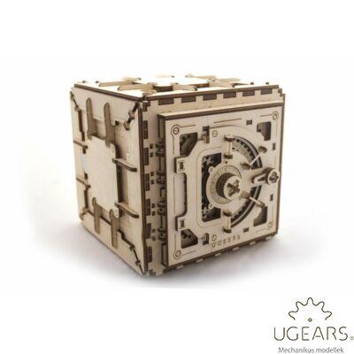 UGEARS Széf - mechanikus modell