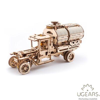 UGEARS Tartálykocsi - mechanikus modell